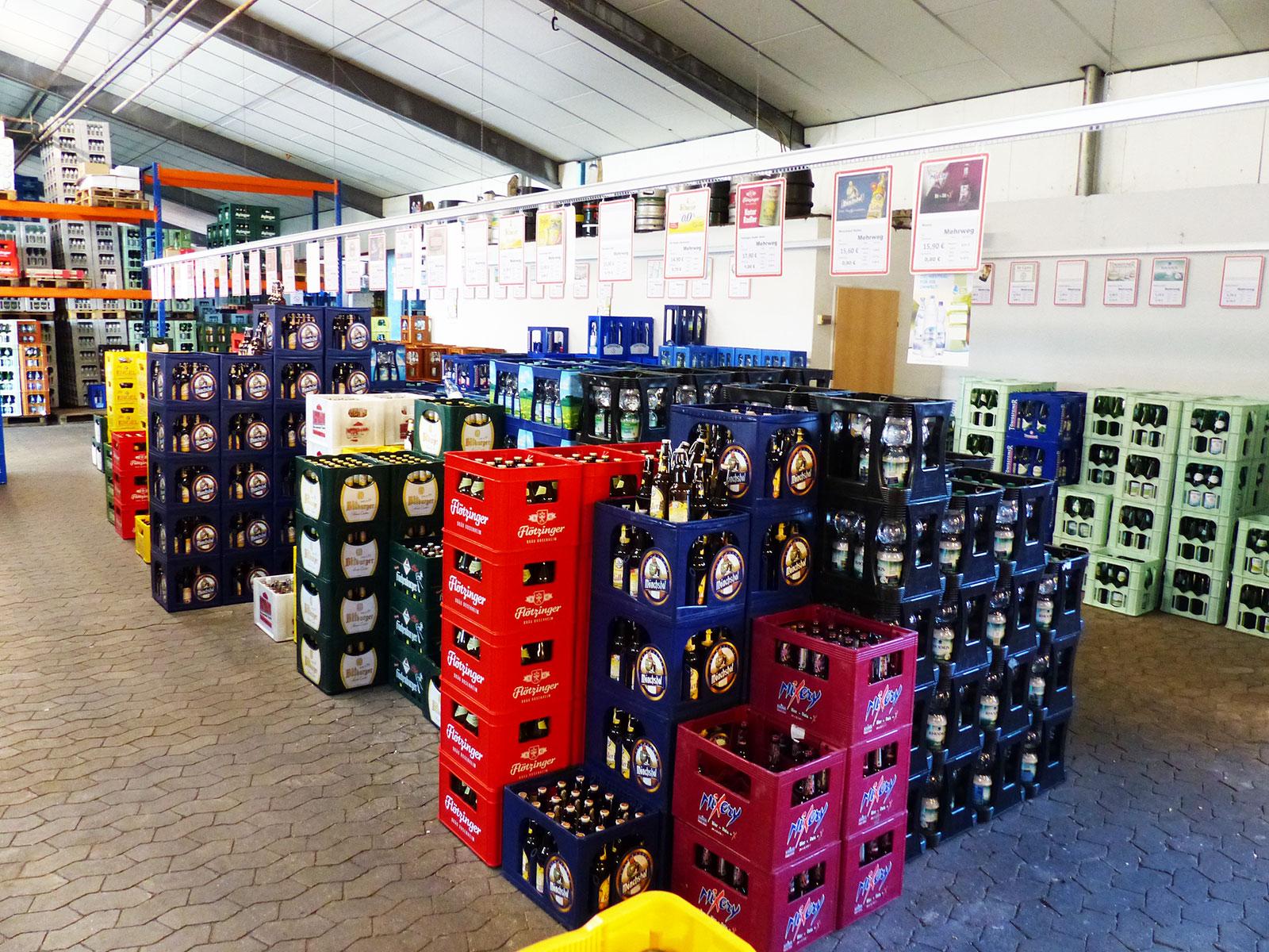 Getränke liefern lassen für gewerbliche und private Kundinnen & Kunden von Getränke Zappei - Der Spezialist rund um Ihren Durst in Cochem Sehl an der Mosel